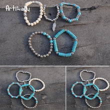Load image into Gallery viewer, Turquoise Beads