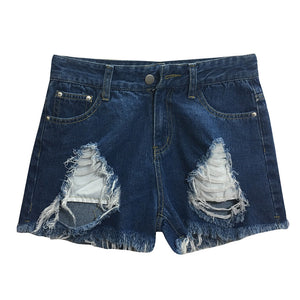 Exposed Pocket Shorts
