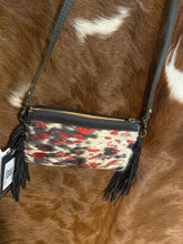 Load image into Gallery viewer, American Darling Black & Red CrossBody