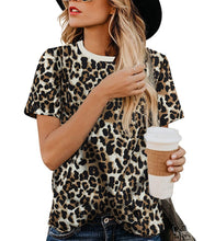 Load image into Gallery viewer, Cheetah+Camo TEE