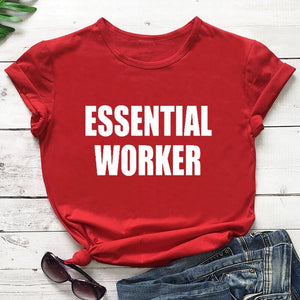 ESSENTIAL WORKER