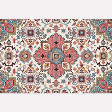 Load image into Gallery viewer, Nordic Wind Flower Rug