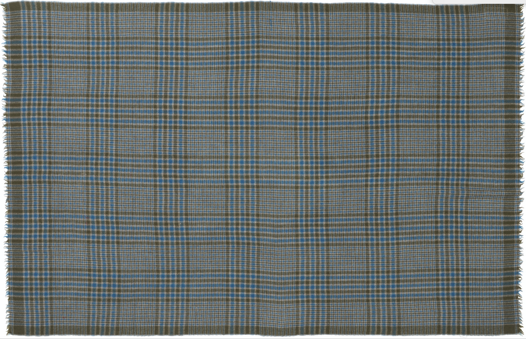 Plaid Blue - Design 47