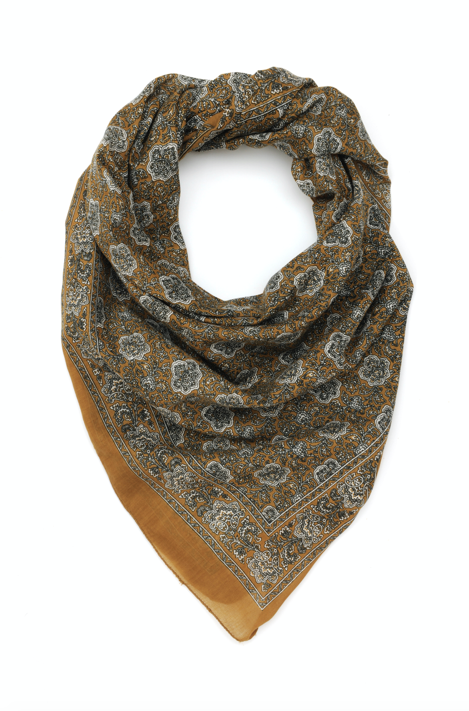Foulard - Design 440 Tobacco
