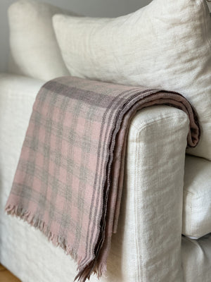 Plaid Soft Pink - Design 48