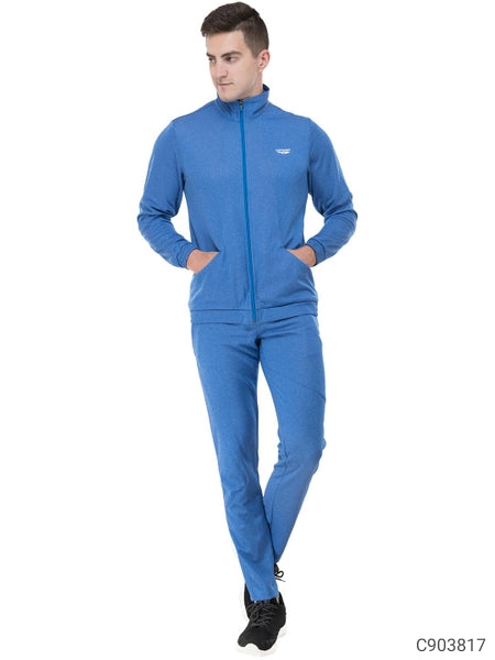 Mens Solid Tracksuits