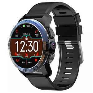 Kospet Optimus Pro Dual Chip System 3G+32G 4G-LTE Watch Phone AMOLED 8.0MP 800mAh GPS Google Play Smart Watch