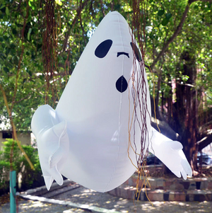 Giant Halloween Inflatable Ghosts