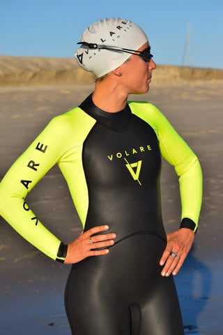 V1 Sleeveless Womens Triathlon Wetsuit