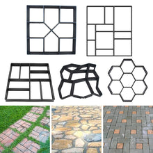 Load image into Gallery viewer, Cement Brick Concrete Molds for Garden Decoration