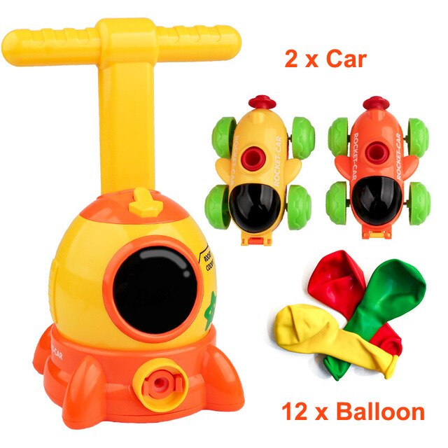 Power Cars - Balloon Car Toy for kids