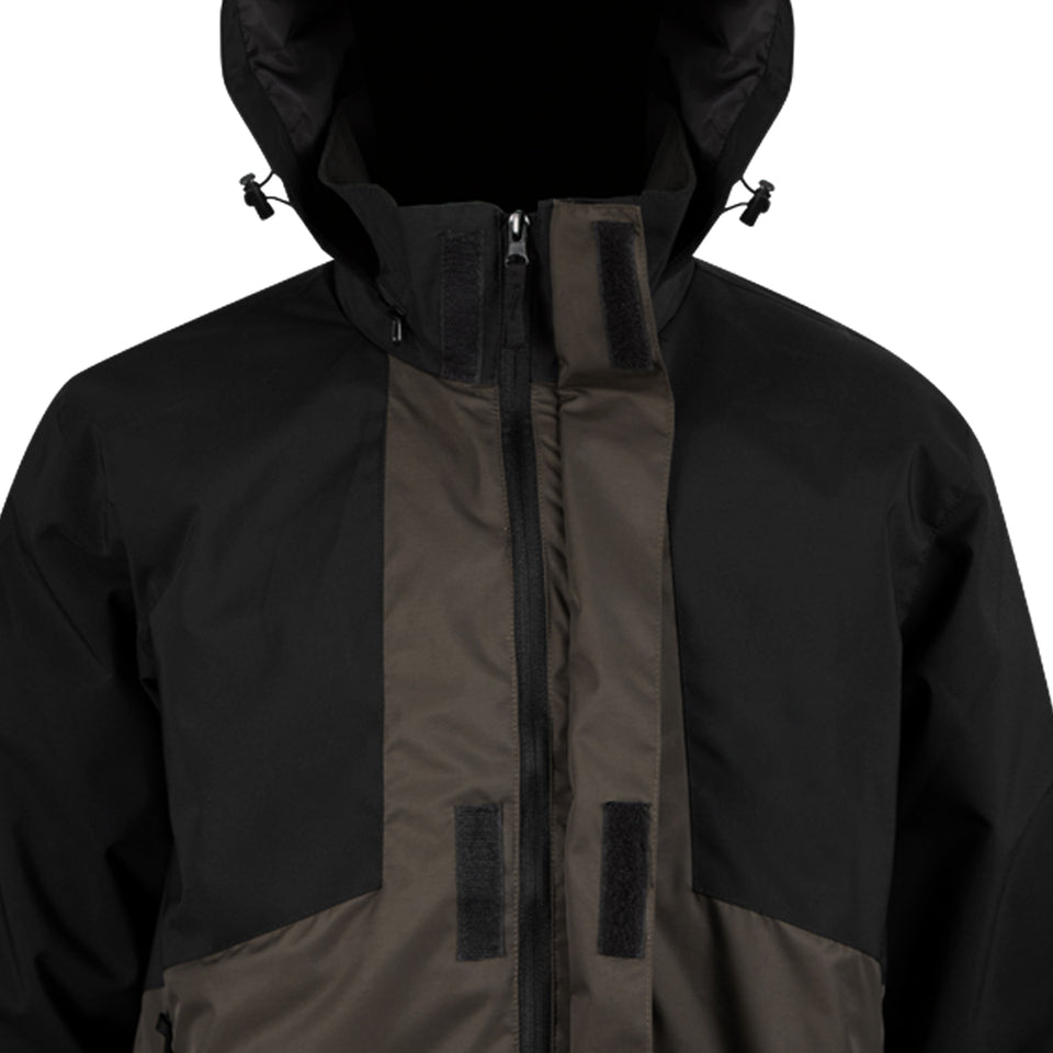 Jaket Reguler Jaket Gunung Cozmeed Massive Earth Black