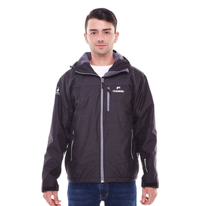 Jaket Fourlander Dark Grey