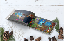 Load image into Gallery viewer, Magical Christmas Adventure personalized for every Girl