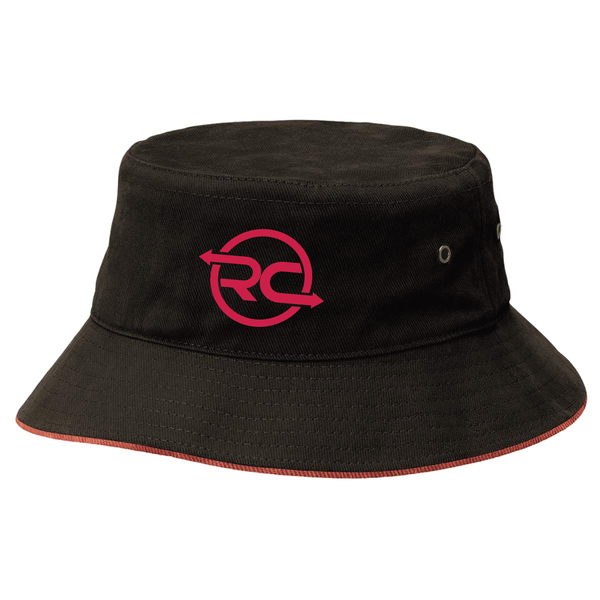 RCTrader Bucket Hat Black