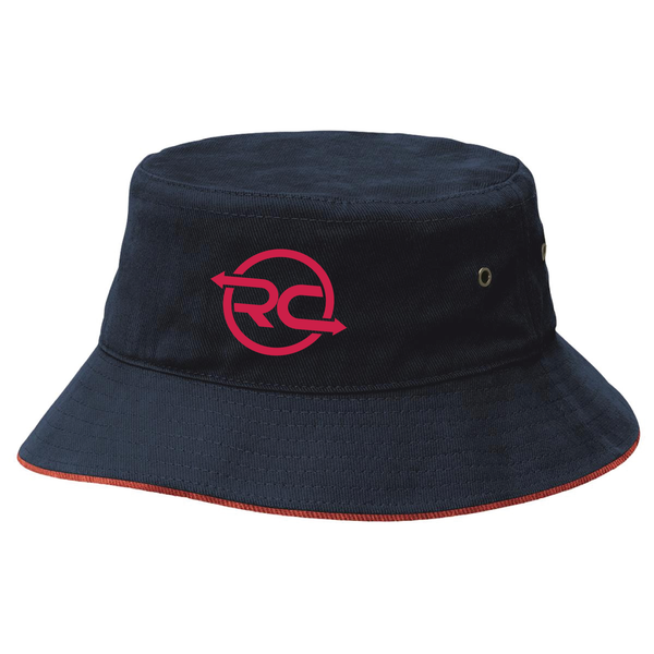 RCTrader Bucket Hat Navy Blue