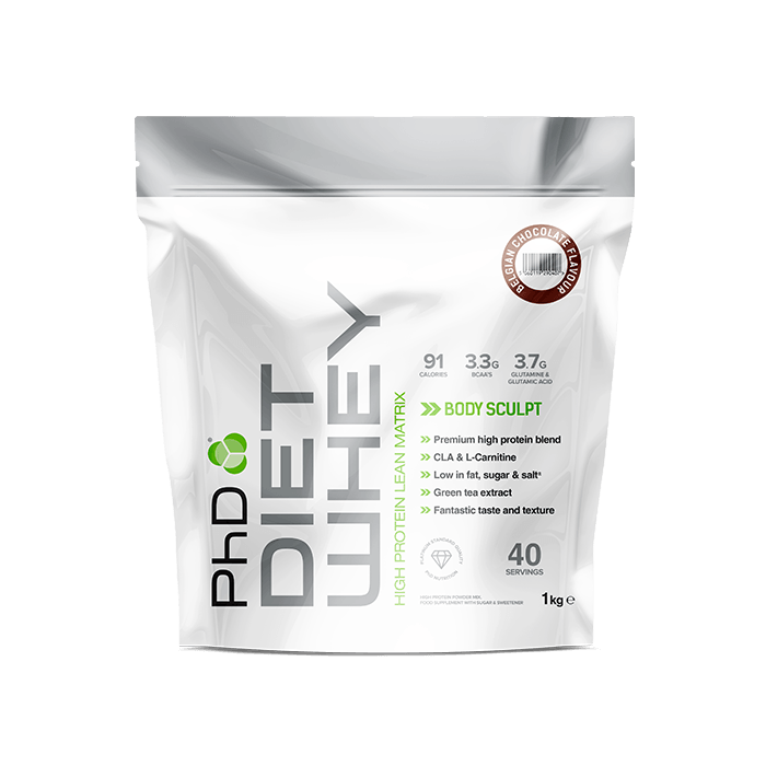 PhD Nutrition Diet Whey 1kg