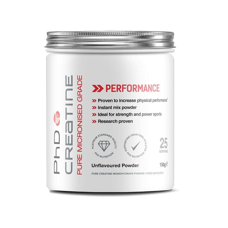 PhD Nutrition Creatine Monohydrate 150g