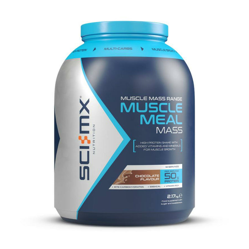 Sci-MX Muscle Meal Mass 2.2kg