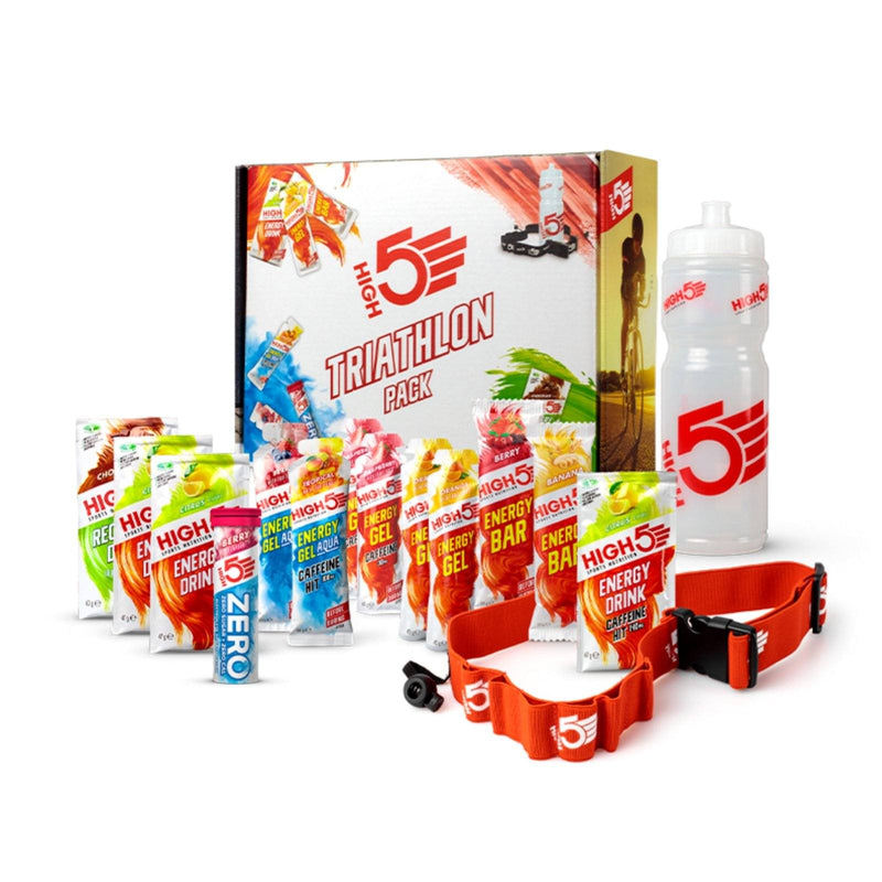HIGH5 Triathalon Pack