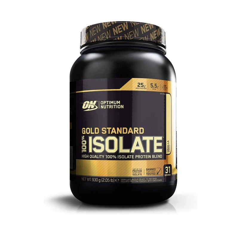 Optimum Nutrition Gold Standard 100% Isolate 903g