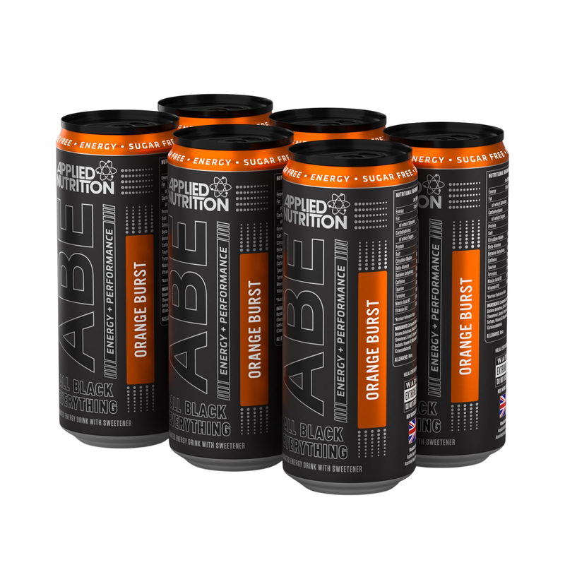 Applied Nutrition ABE Energy Can 6 x 330ml