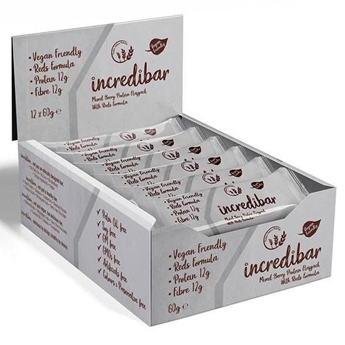 Brother Nature Incredibar 12 x 60g
