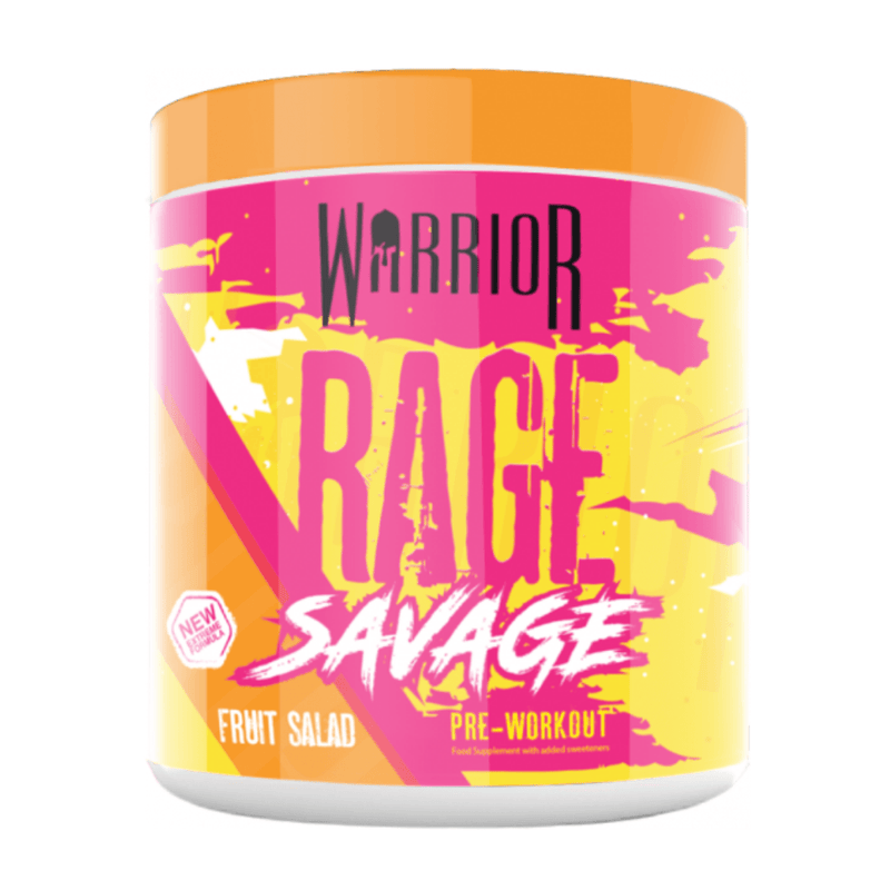 Warrior Rage Savage 330g