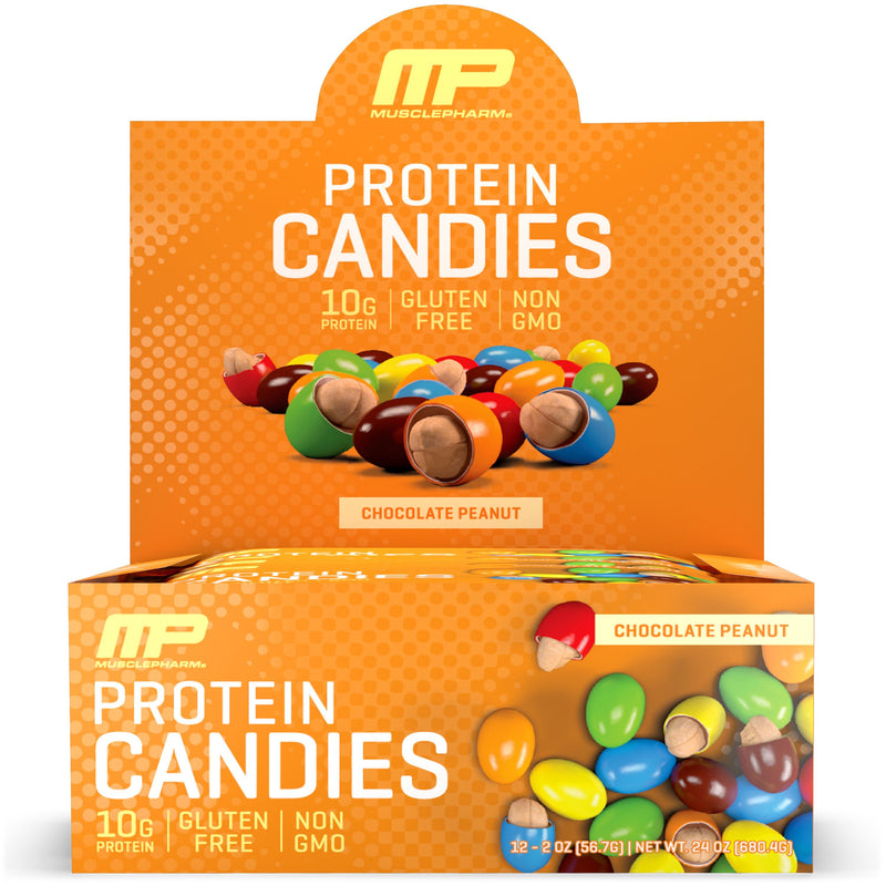Musclepharm Protein Candies 12 x 57g