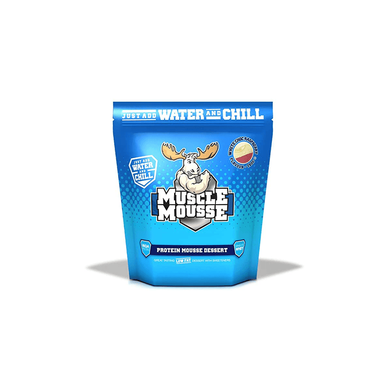 Muscle Moose Mousse 750g