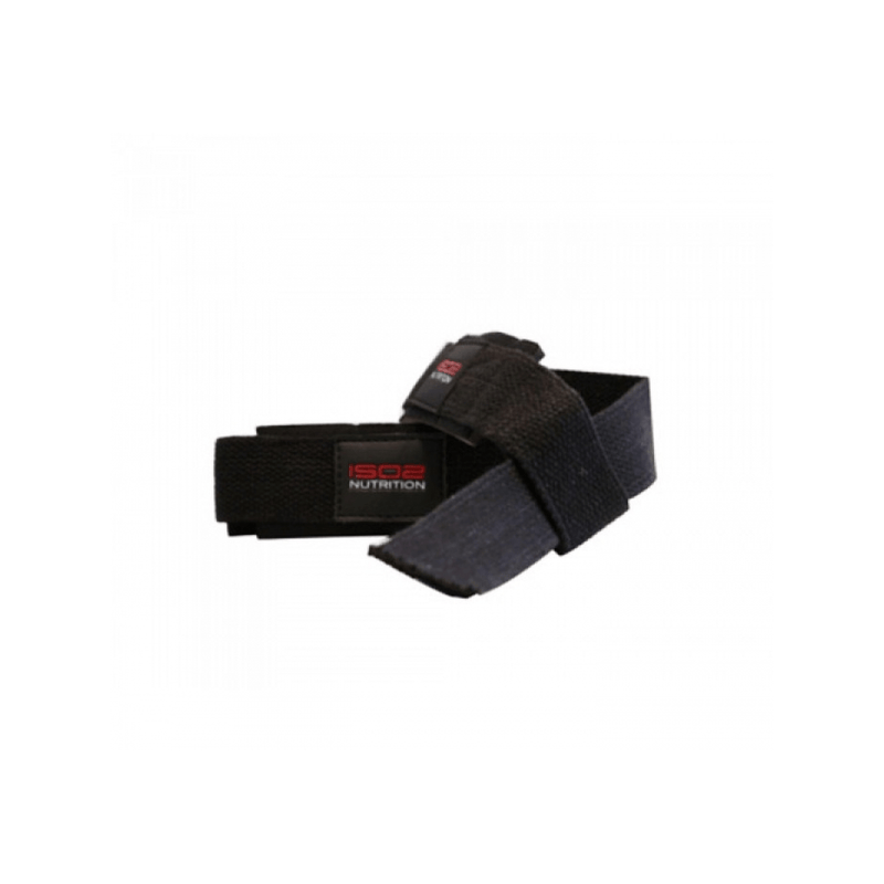 ISO2 Nutrition Lifting Straps