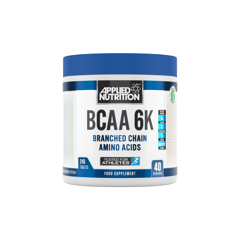 Applied Nutrition BCAA 6k 240 Caps