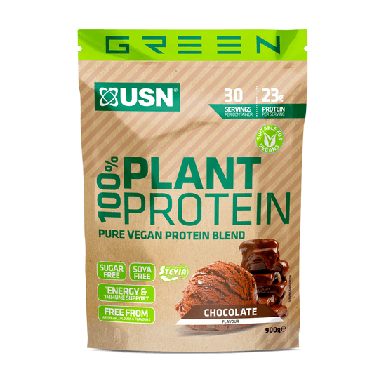 USN 100% Plant Protein 900g