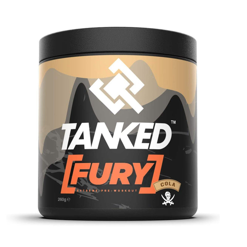 Tanked Fury 250g