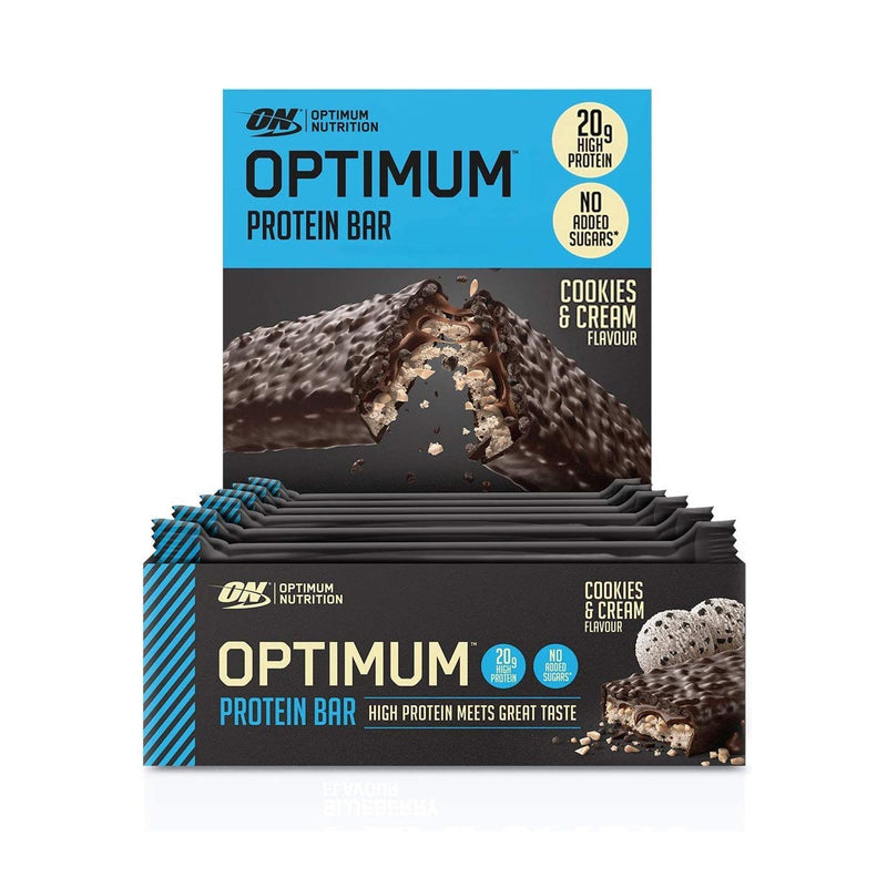 Optimum Nutrition Optimum Bars 10 x 60g