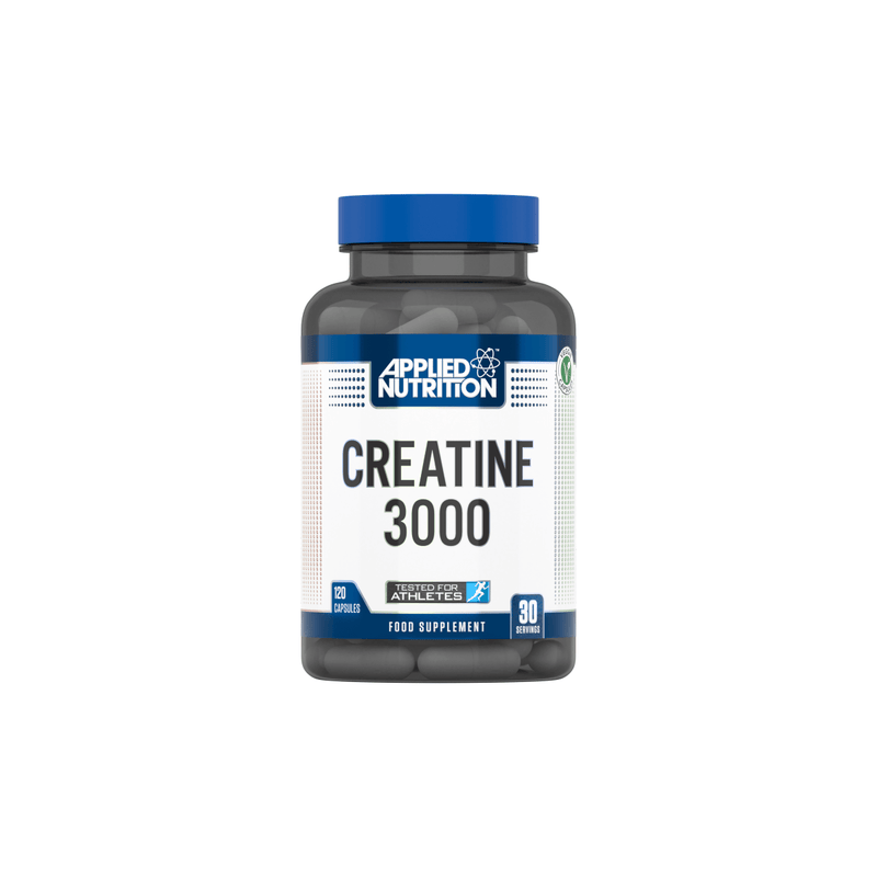 Applied Nutrition Creatine-3000 120 Caps