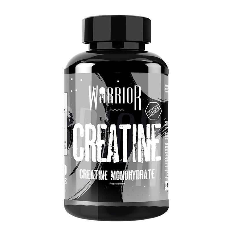 Warrior Creatine Monohydrate 60 Caps