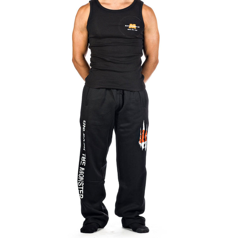 Monster Supplements Jogging Pants