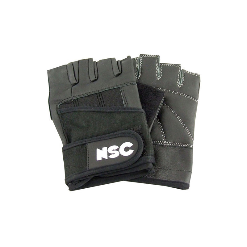 NSC Leather Lifting Gloves