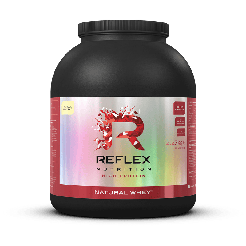 Reflex Nutrition Natural Whey 2.2kg