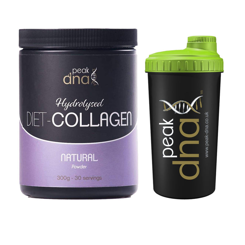 Peak DNA Diet Collagen 300g + Shaker