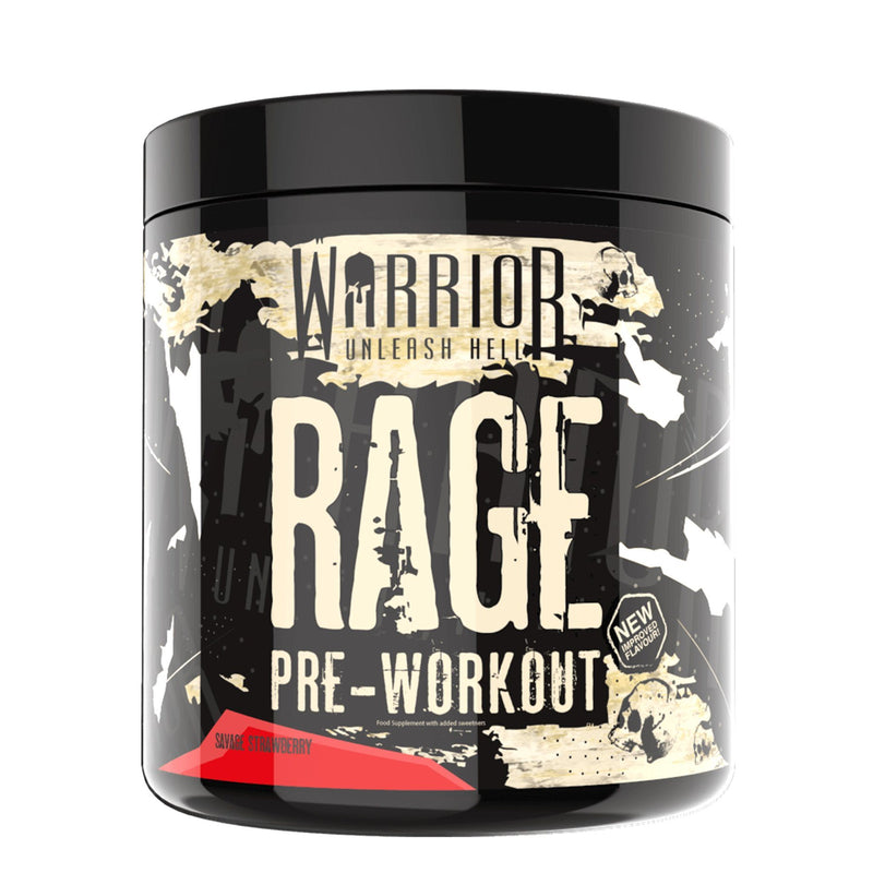 Warrior Rage 392g