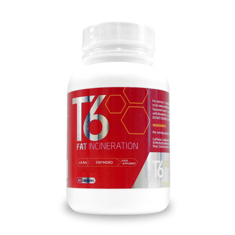 Advanced Dietics Weight Management T6 Incineration 60 Caps