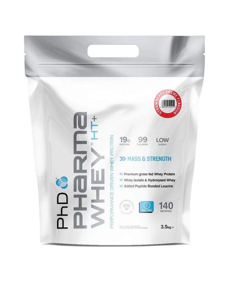 PhD Nutrition Pharma Whey HT+ 3.5kg