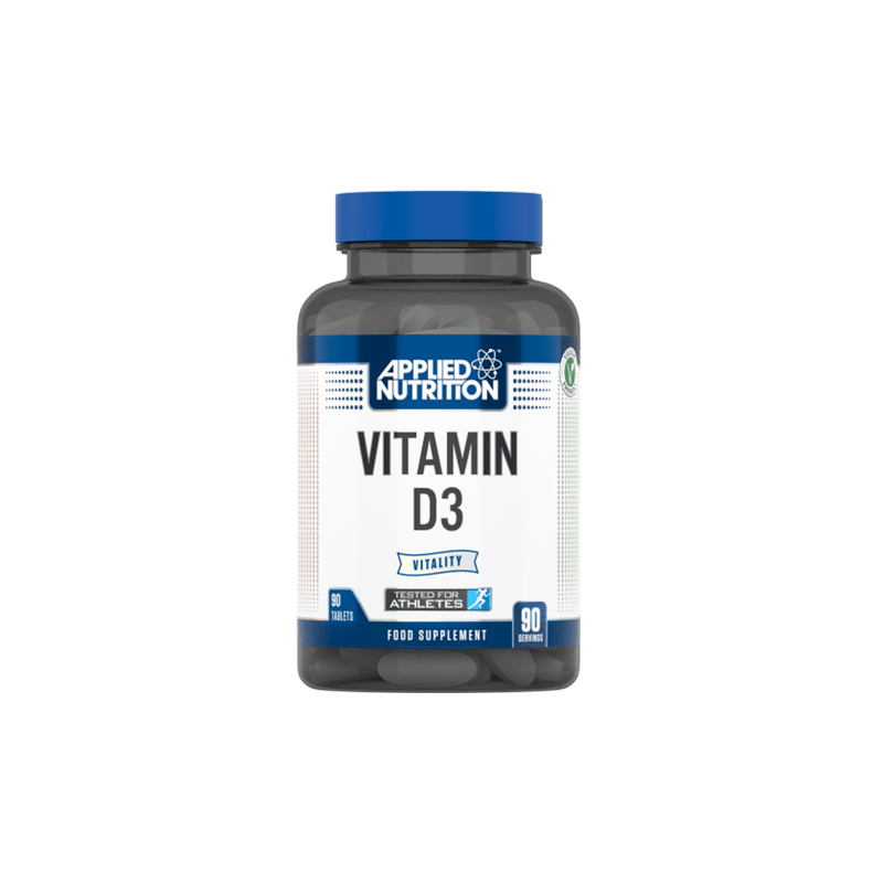 Applied Nutrition Vitamin D3 90 Caps
