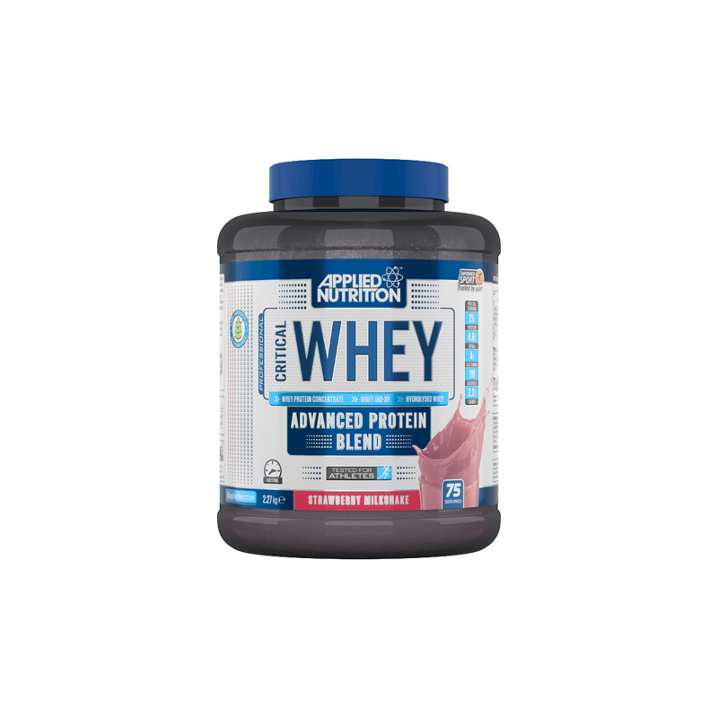 Applied Nutrition Critical Whey 2.2kg