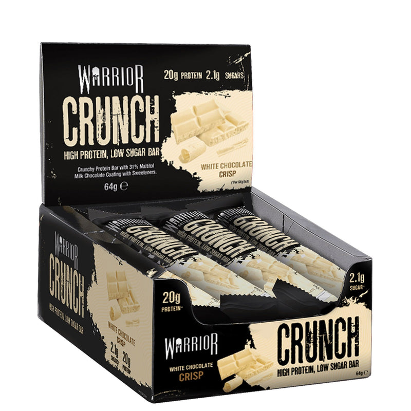 Warrior Crunch Bars 12 x 64g