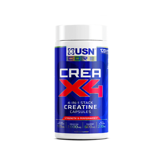 USN Creatine X4 120 Caps