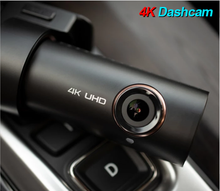 Load image into Gallery viewer, The 4K UHD wide-angle lens dash CAM fe