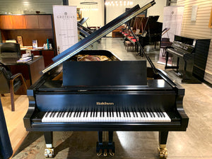 Baldwin 1988 SD10 9′ Concert Grand in Satin Ebony
